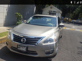 Nissan Altima 2.5 Advance Navi Piel Qc Cvt 2013