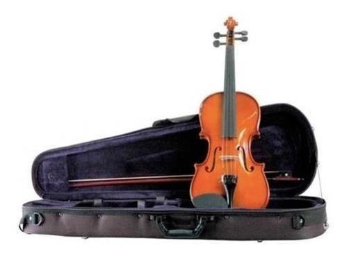 Violin 1/2 Palatino Pv12 Medida 1/2 Completo Arco Estuche
