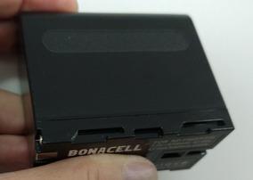 F970 Bateria Np-f960 8700 Mah Sungun Yn360 900 Yn608 Monitor