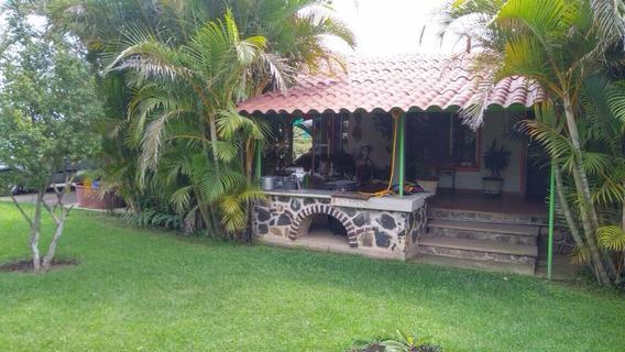 Casa En Tlayapan Cuenta Con 500mts