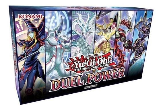 O Poder Do Duelo (duel Power) Português Yugioh