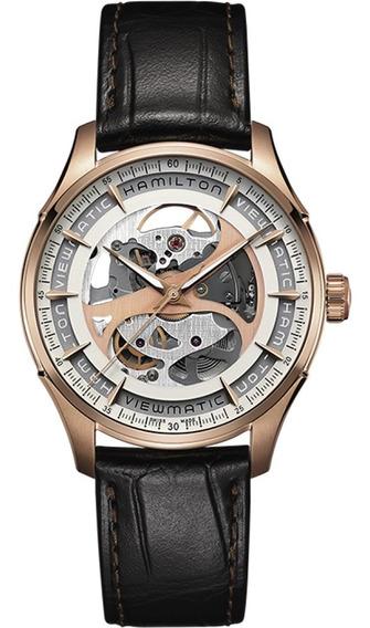 Reloj Hamilton Jazzmaster Skeleton H42545551 Ghiberti