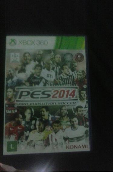 Pes 2014 Semi Novo. Xbox 360