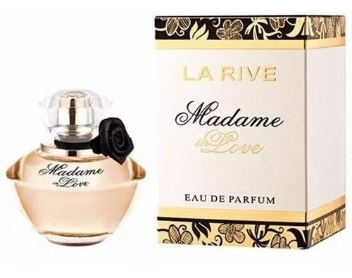 Perfume Feminino La Rive Madame In Love