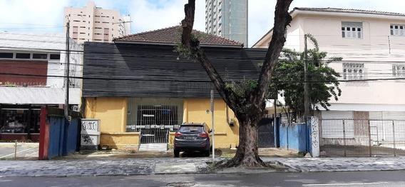 Casa Em Espinheiro, Recife/pe De 160m² Para Locação R$ 7.500,00/mes - Ca588193