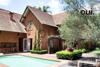 Casa Residencial À Venda, Morumbi, São Paulo - Ca0034. - Ca0034