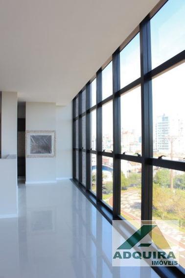 Apartamento Padrão Com 2 Quartos No Edifício Renoir - 4660-v