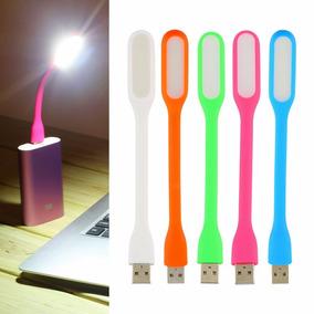 Mini Luminária Led Abajur Notebook Pc Usb Flexível Portátil