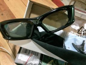 Óculos Para Tv E Projetor 3d Dlp Rohs Fc-ativo-novo! (preto)
