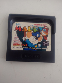 Cartucho Game Gear: Mappy (namcot)