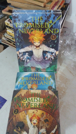 The Promised Neverland 5#