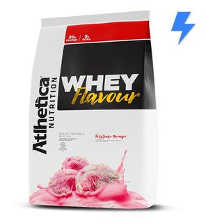 Whey Protein Flavour 850g - Atlhetica - (opção Ao Best Whey)