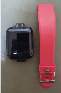 Relogio Inteligente Bracelete Smartwatch Cardiaco