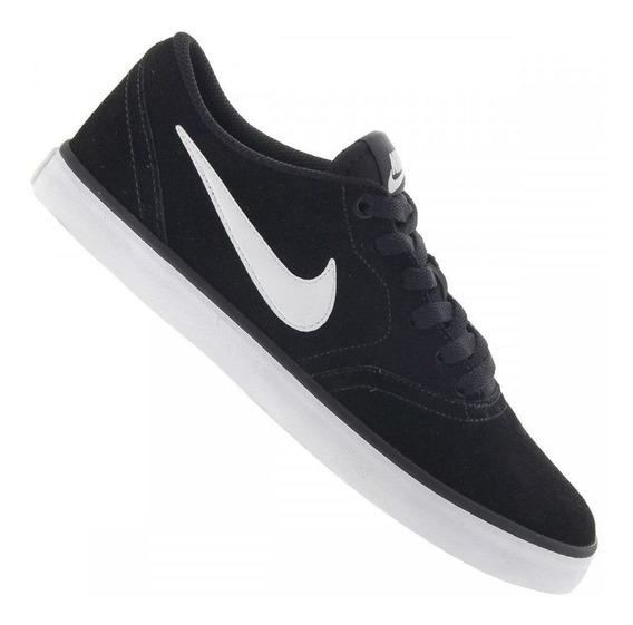 Tênis Nike Sb Check Solar Preto 843895-001 Original