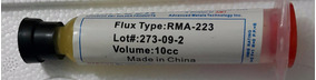 Pasta De Solda Flux Rma -223-
