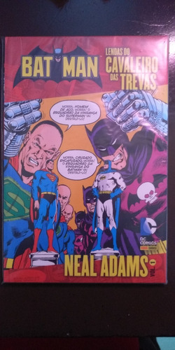 Batman Lendas Do Cavaleiro Das Trevas Nº 1