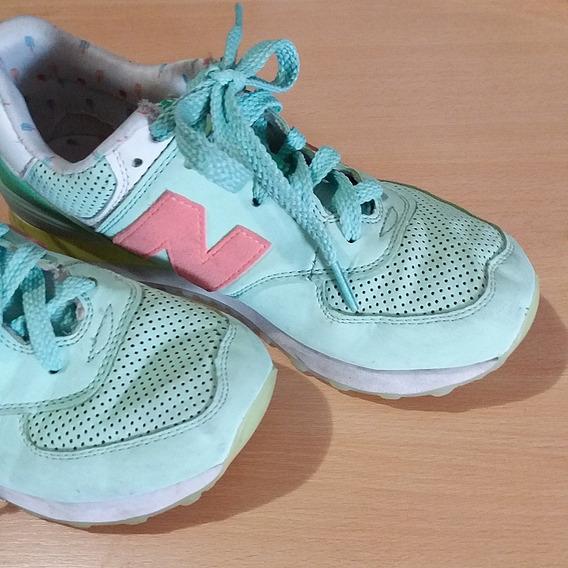 Zapatillas De Mujer New Balance 574 N 37