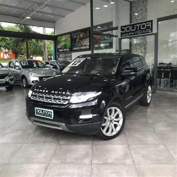 Land Rover Evoque 2.0 Prestige 16vgasolina 2012 / Evoque 12