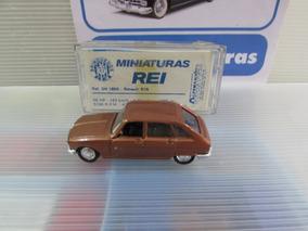 Schuco Rei 1:66 Zf Manaus - Renault R16 - Com Caixa Original
