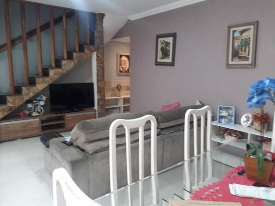 Casa Geminada Com 3 Quartos Para Comprar No Santa Cruz Em Belo Horizonte/mg - 15434