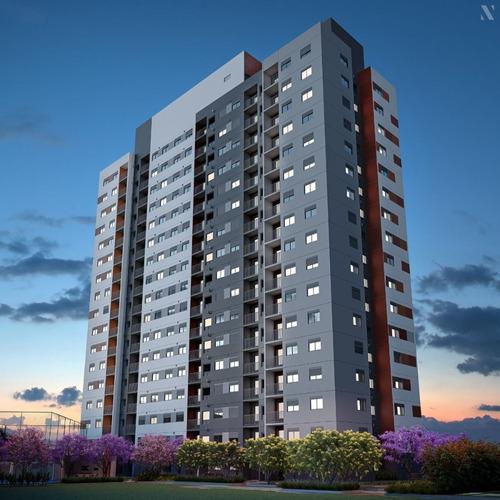 Lançamento Apartamento De 61 M Com 2 Ou 3 Dormitórios