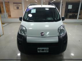 Fiat Qubo Dynamic Furgon 1.4 2012 Blanco (md)