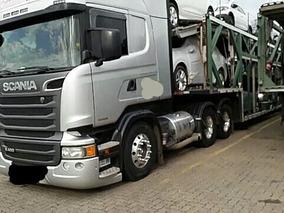 Scania R400 2016