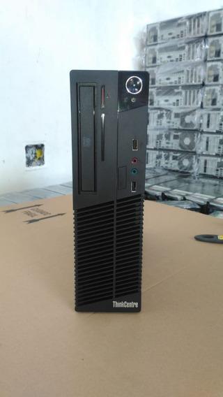 Computador Lenovo M72e Dualcore G645 4gb 250gb
