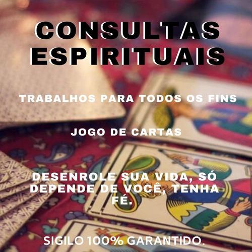 Imagem 1 de 5 de Consultas Espirituais