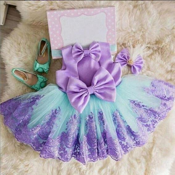 Vestido Luxury Purple