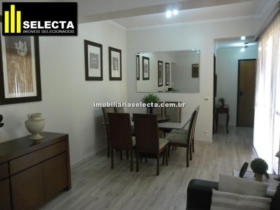 Apartamento Maravilhoso No Centro De São José Do Rio Preto - Vende Ou Troca Por Casa - Apa3265