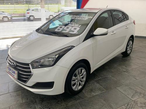 Hyundai Hb20s 1.6 Comfort Plus Flex 4p Zero De Entrada
