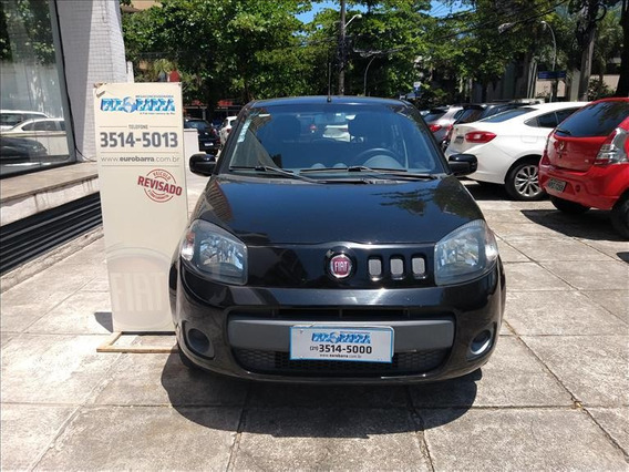 Fiat Uno Uno Vivace 1.0 (flex) 4p