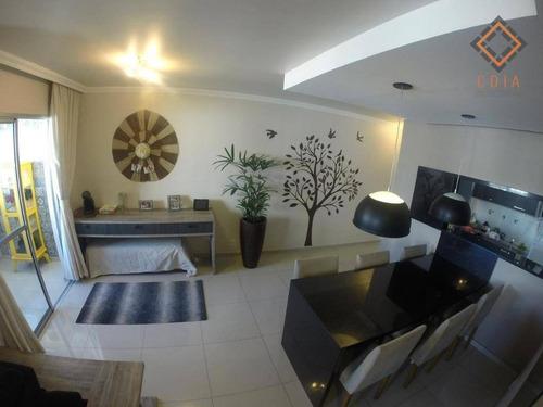 Apartamento Com 2 Dormitórios À Venda, 70 M² Por R$ 563.000,00 - Saúde - São Paulo/sp - Ap42320