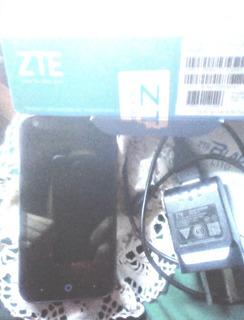 Celular Zte Blade L110 4gb 3g Negro
