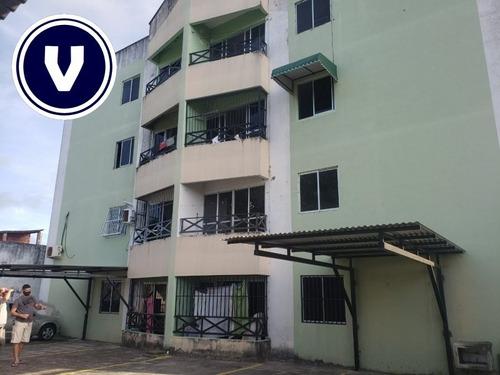 Ap 3 Quartos Em Messejana - Apartamento A Venda No Bairro Messejana - Fortaleza, Ce - Ve92783