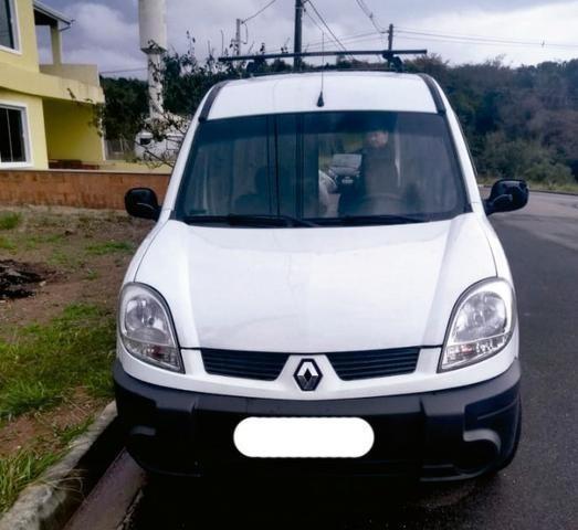 Renault Kangoo Express 1.6 16v (flex) 2013