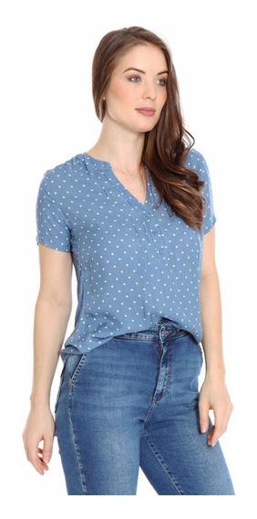 Increíble Blusa Moda Casual Elegante Muchos Diseños