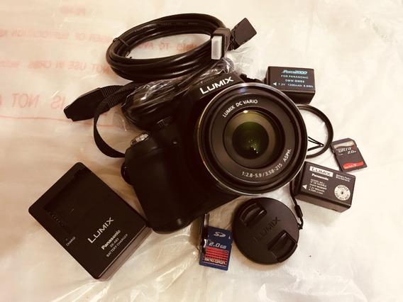 Camera Digital Panasonic Lumix Fz70