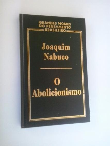 Livro: O Abolicionismo: Joaquim Nabuco: Folha