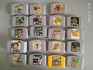 Juegos De Nintendo 64 Preguntar Disponibilidad