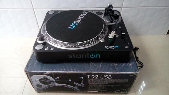 Toca Discos Stanton T.92 Usb Funcionando