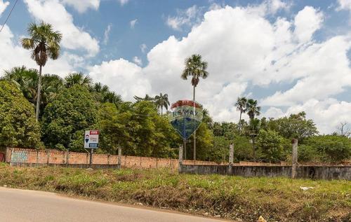 Terreno À Venda, 3017 M² Por R$ 870.000,00 - Tarumã - Manaus/am - Te0027