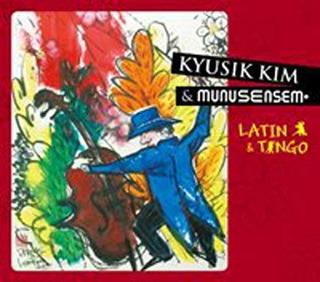 Cd Latin & Tango Kyusik & Munus Ensem Kim Envío Gratis