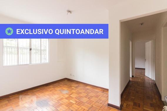 Apartamento No 1º Andar Com 2 Dormitórios - Id: 892946082 - 246082