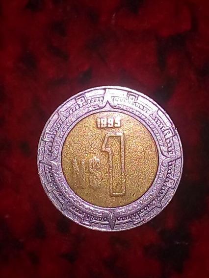 2 Monedas De 1 Nuevo Peso