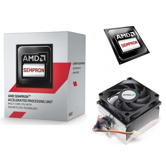 Micro Procesador Amd Apu A6 7480 3.8 Ghz Fm2 Video Radeon R5 Box