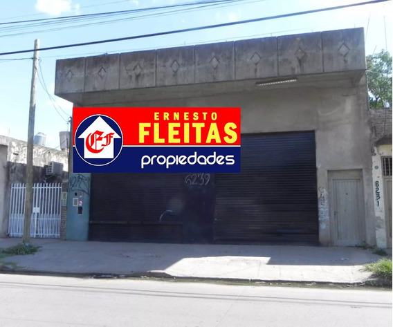 Venta De Excelente Local Comercial De 100 M² Con Lote Propio