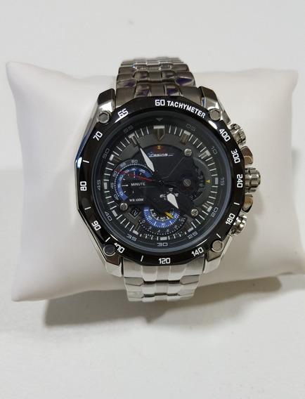 Relógio Casio Red Bull Edifice 5147 Ef-550rbsp