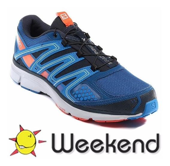 Zapatillas Salomon X-mission 2 373340 Running City Trail